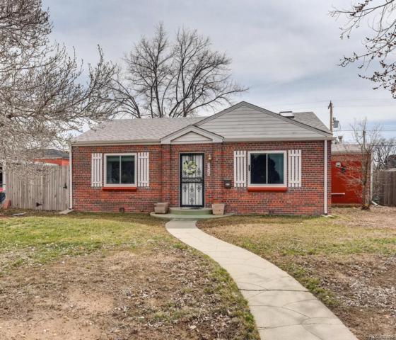 3420 E 30th Avenue, Denver, CO 80205 (#2299068) :: Compass Colorado Realty