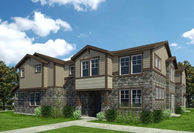 24916 E Calhoun Place B, Aurora, CO 80016 (#2299458) :: The Peak Properties Group