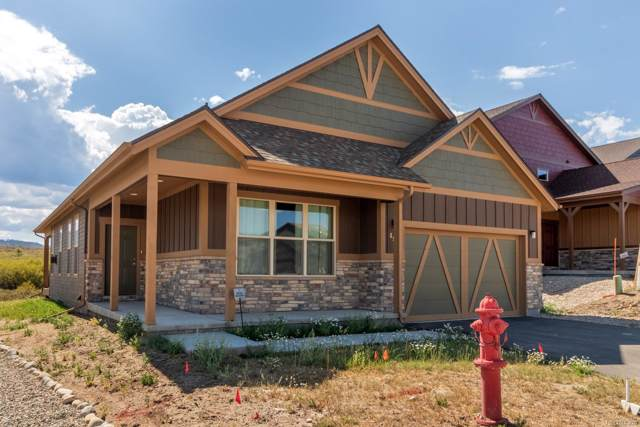 490 Elk Track Circle, Granby, CO 80446 (MLS #2299497) :: 8z Real Estate