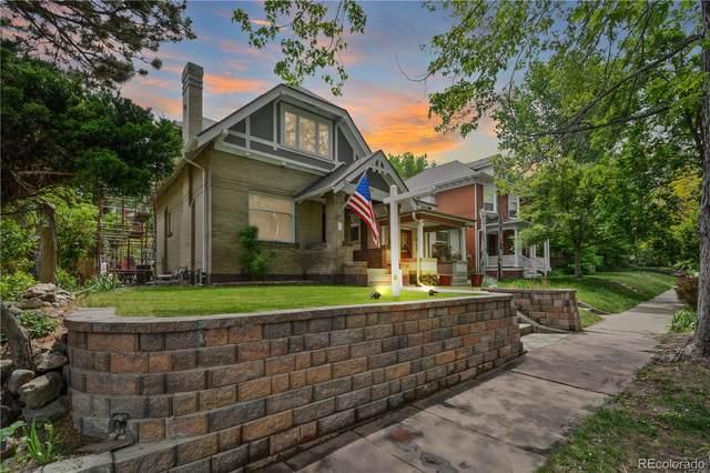 1348 N Humboldt Street, Denver, CO 80218 (#2299667) :: milehimodern