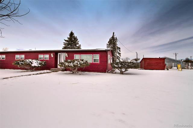 1255 Immel Street, Limon, CO 80828 (#2299890) :: The Griffith Home Team