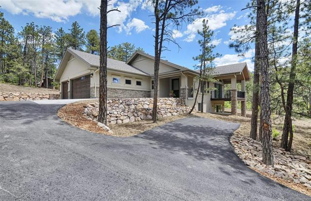 1620 Oakwood Drive, Monument, CO 80132 (#2299939) :: 5281 Exclusive Homes Realty
