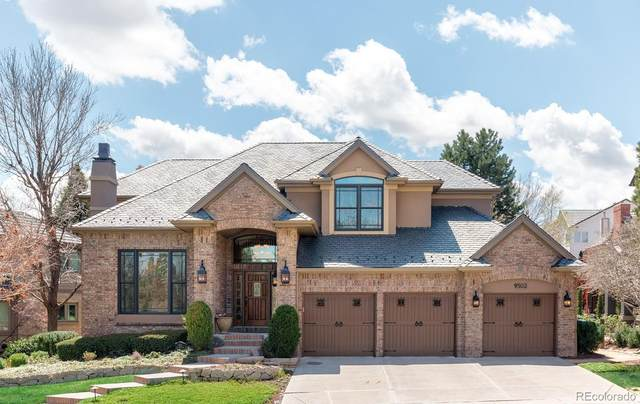 9502 E Maplewood Circle, Greenwood Village, CO 80111 (#2300555) :: The HomeSmiths Team - Keller Williams
