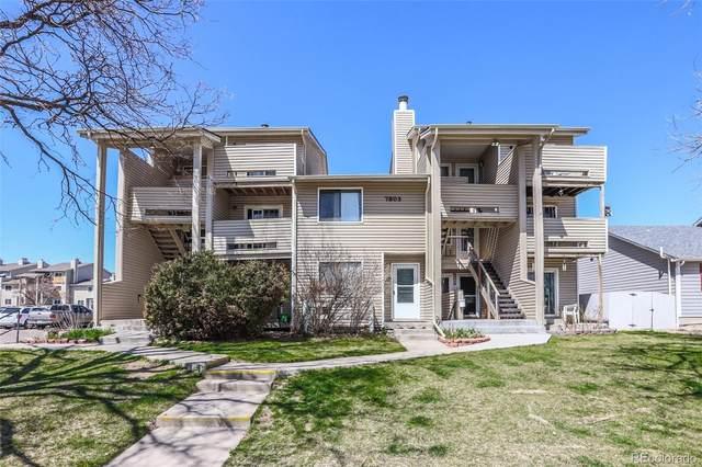 7805 Barbara Ann Drive C, Arvada, CO 80004 (#2301701) :: Berkshire Hathaway HomeServices Innovative Real Estate