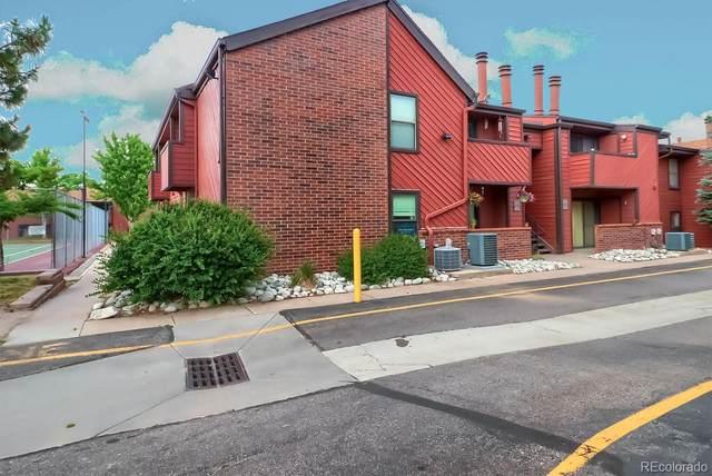 12055 E Harvard Avenue #101, Aurora, CO 80014 (#2301827) :: The HomeSmiths Team - Keller Williams