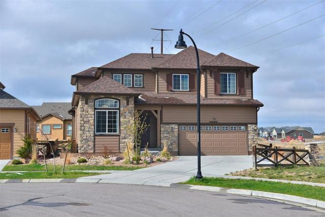 8782 Windy Plains Court, Colorado Springs, CO 80927 (#2302064) :: House Hunters Colorado