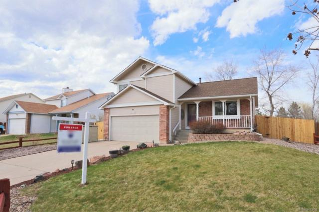 11125 W Bowles Place, Littleton, CO 80127 (#2302287) :: The Heyl Group at Keller Williams