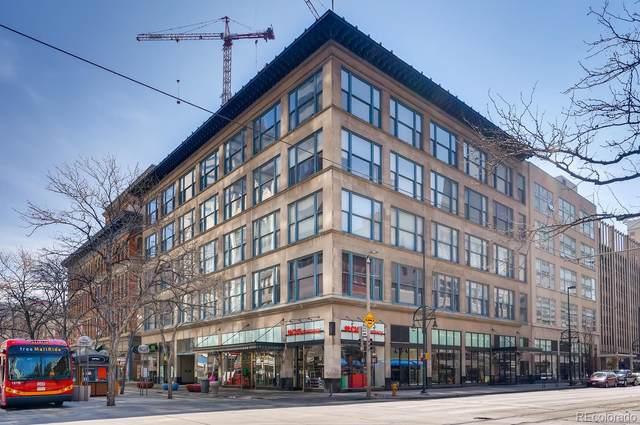 720 16th Street #316, Denver, CO 80202 (MLS #2302311) :: 8z Real Estate