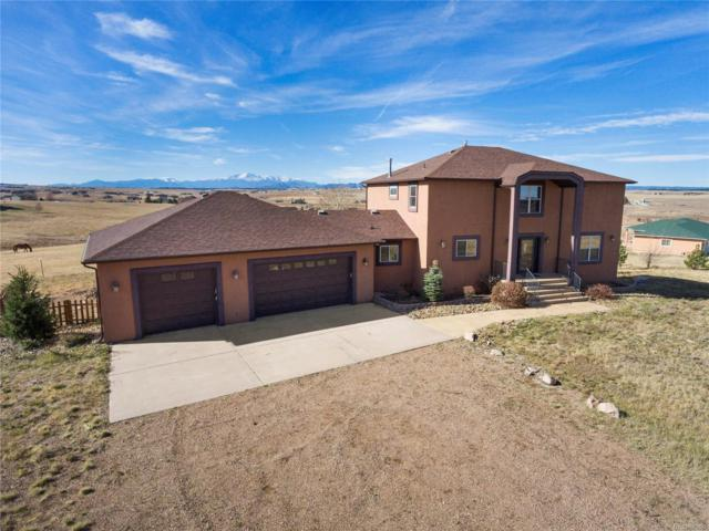 7675 Walker Road, Colorado Springs, CO 80908 (#2302376) :: The Heyl Group at Keller Williams