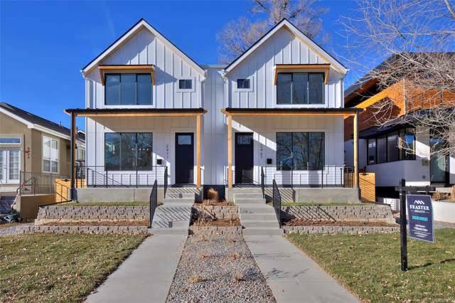 2471 S High Street, Denver, CO 80210 (#2302427) :: The Dixon Group