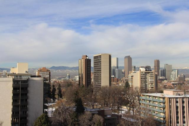 1200 Vine Street 3C, Denver, CO 80206 (#2303387) :: The Pete Cook Home Group
