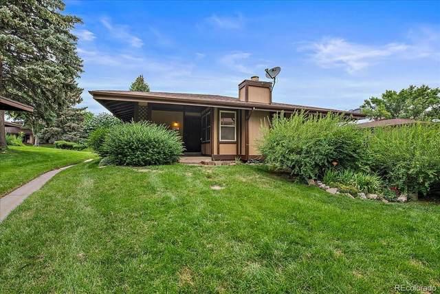 15168 E Jefferson Place, Aurora, CO 80014 (#2303605) :: iHomes Colorado
