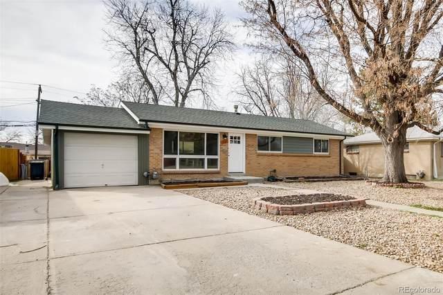 3151 Revere Street, Aurora, CO 80011 (MLS #2304016) :: Kittle Real Estate
