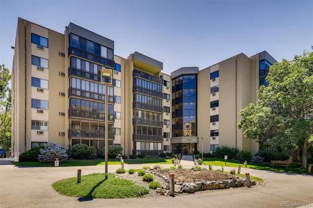 14050 E Linvale Place #504, Aurora, CO 80014 (#2304411) :: James Crocker Team