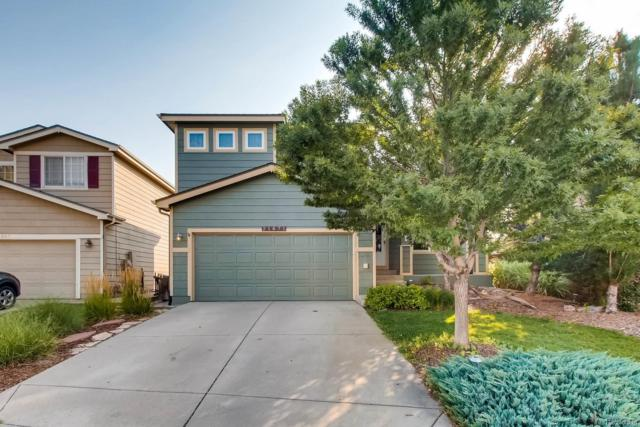 21871 Silver Meadow Circle, Parker, CO 80138 (#2305006) :: The Griffith Home Team