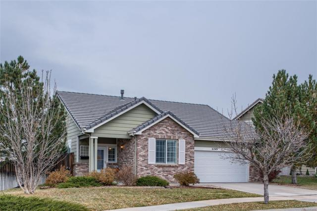 21749 E Jarvis Place, Aurora, CO 80018 (#2305038) :: The DeGrood Team