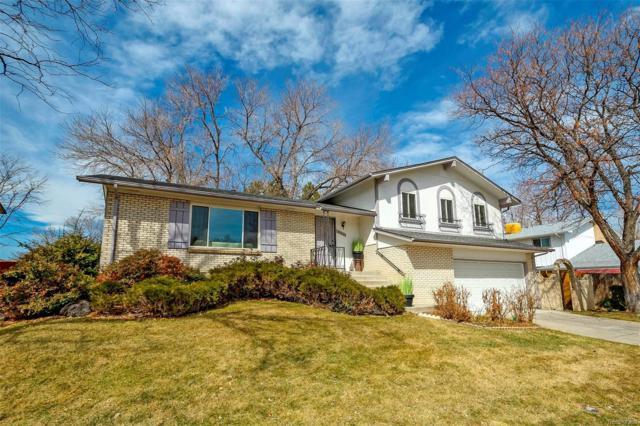 631 S Estes Street, Lakewood, CO 80226 (#2305165) :: The Dixon Group