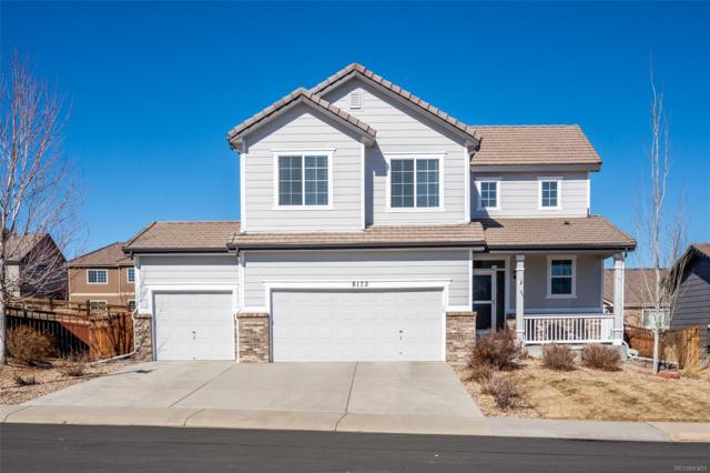 8173 El Jebel Loop, Castle Rock, CO 80108 (#2305204) :: Compass Colorado Realty