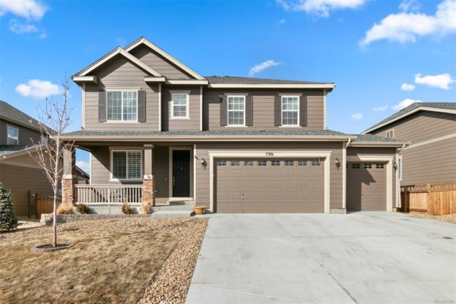 7301 Oasis Drive, Castle Rock, CO 80108 (#2305693) :: Compass Colorado Realty