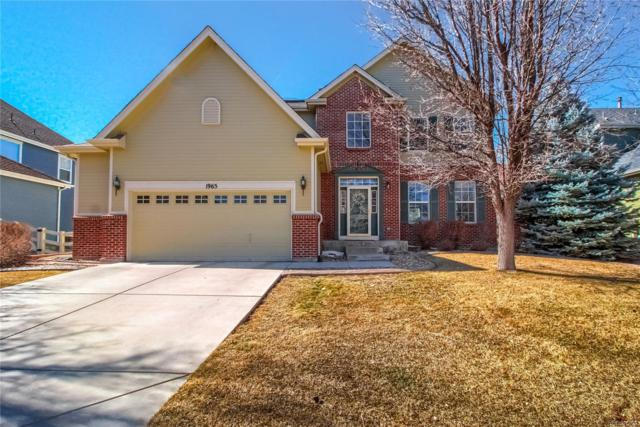 1965 Harmony Park Drive, Westminster, CO 80234 (#2306146) :: The Heyl Group at Keller Williams