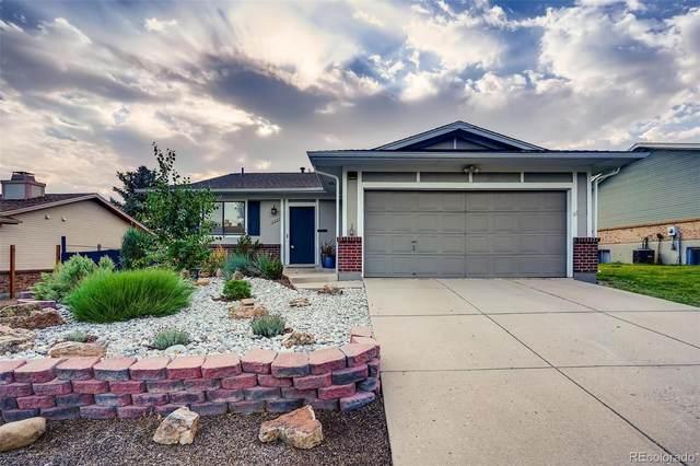2327 S Eldridge Court, Lakewood, CO 80228 (#2306342) :: Kimberly Austin Properties