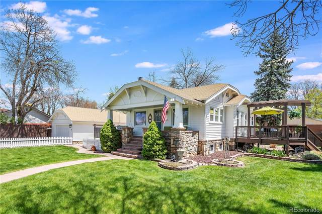 476 Newland Street, Lakewood, CO 80226 (#2306790) :: Re/Max Structure