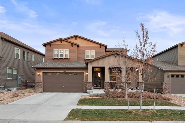11560 Jimenez Street, Parker, CO 80134 (#2306829) :: Colorado Home Finder Realty