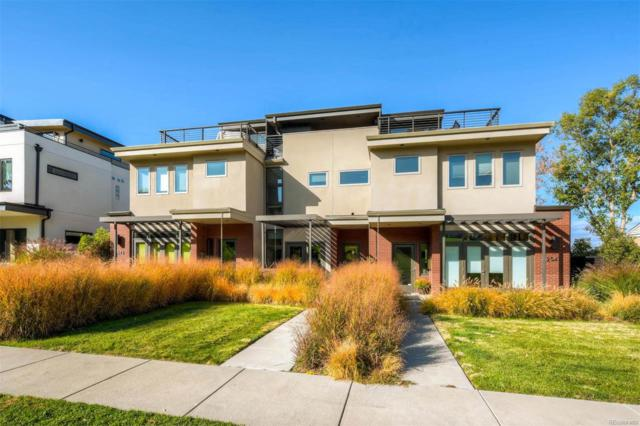 2543 S Sherman Street, Denver, CO 80210 (#2306880) :: The Peak Properties Group