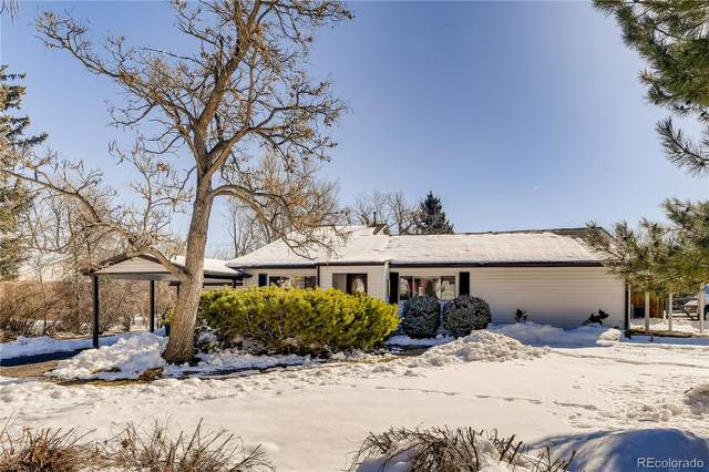 60 S Holland Street, Lakewood, CO 80226 (#2307101) :: The Dixon Group