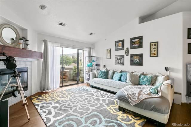 7428 S Alkire Street #305, Littleton, CO 80127 (#2307161) :: Kimberly Austin Properties