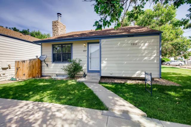 1007 S Zeno Way, Aurora, CO 80017 (#2307507) :: 5281 Exclusive Homes Realty