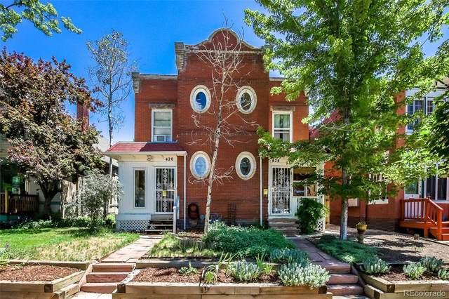 420 S Sherman Street, Denver, CO 80209 (MLS #2307541) :: 8z Real Estate