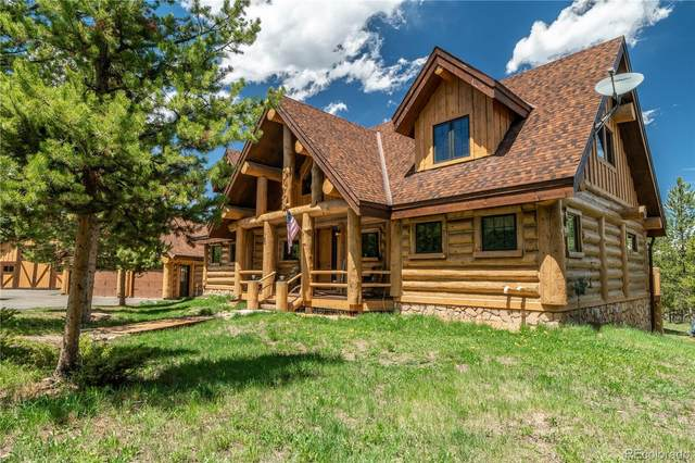 160 County Road 6236N, Granby, CO 80446 (#2307635) :: Wisdom Real Estate