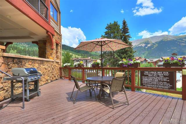 57 Copper Circle #104, Frisco, CO 80443 (#2307642) :: Own-Sweethome Team