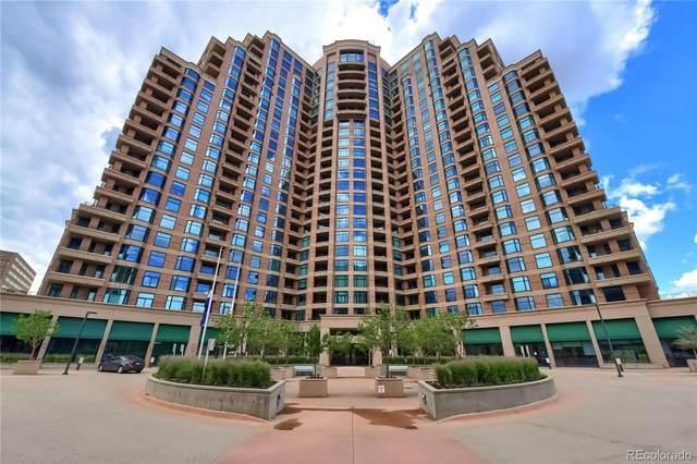 8100 E Union Avenue #701, Denver, CO 80237 (#2307786) :: Mile High Luxury Real Estate