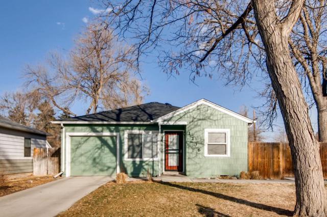 1236 Spruce Street, Denver, CO 80220 (#2307788) :: The Peak Properties Group