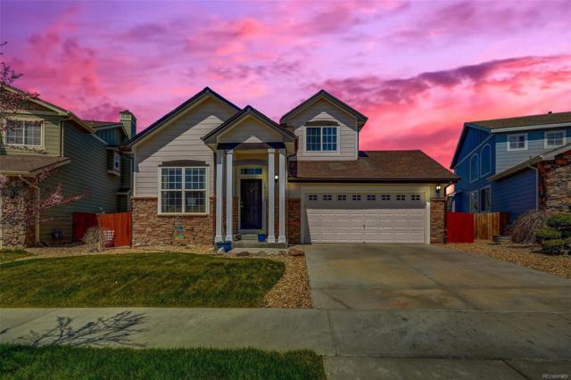 16235 E 107th Place, Commerce City, CO 80022 (#2307938) :: House Hunters Colorado
