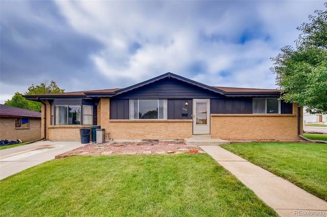 780 City View Drive, Denver, CO 80229 (#2308110) :: The Gilbert Group