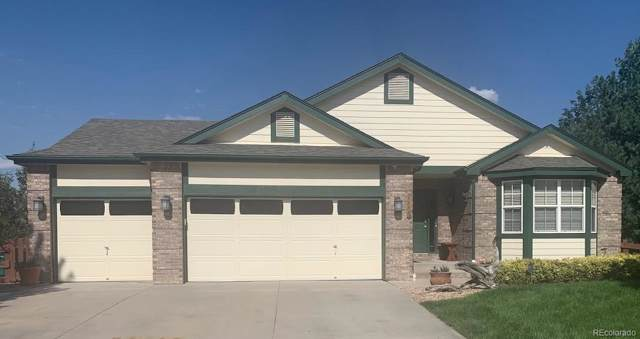 16465 W 62nd Lane, Arvada, CO 80403 (#2308317) :: My Home Team