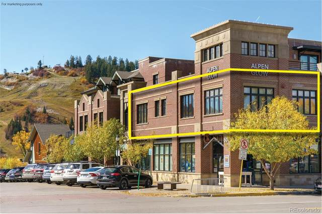601 Lincoln Avenue R-2C, Steamboat Springs, CO 80487 (#2308353) :: The Gilbert Group