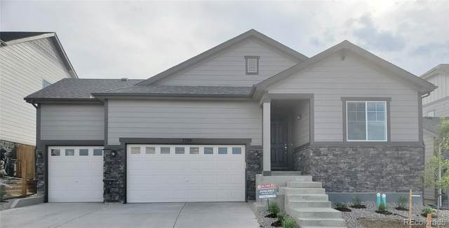 7799 S Old Hammer Way, Aurora, CO 80016 (MLS #2308946) :: Kittle Real Estate