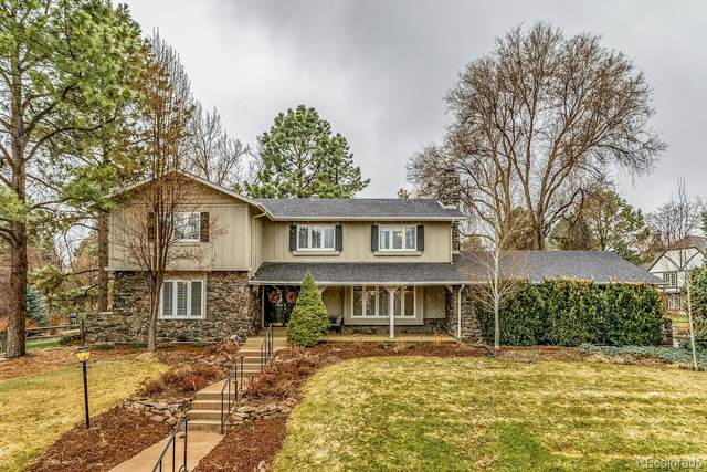 12 E Belleview Lane, Greenwood Village, CO 80121 (#2308952) :: The Healey Group