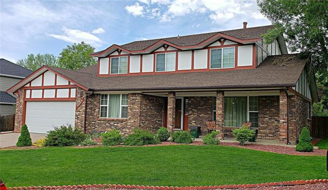 8064 S Jackson Street, Centennial, CO 80122 (MLS #2308976) :: 8z Real Estate