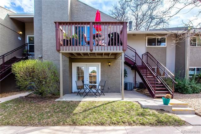 5300 E Cherry Creek South Drive #113, Denver, CO 80246 (#2309110) :: Venterra Real Estate LLC