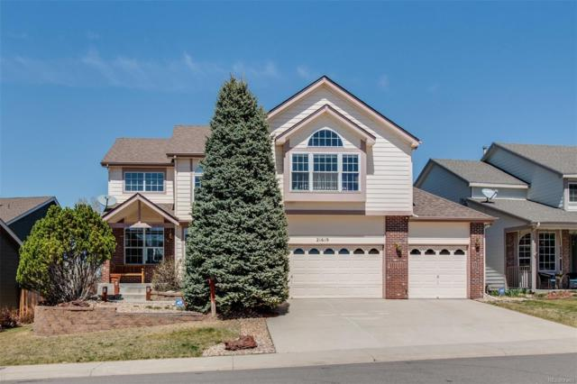 21619 Hill Gail Way, Parker, CO 80138 (#2309256) :: The DeGrood Team