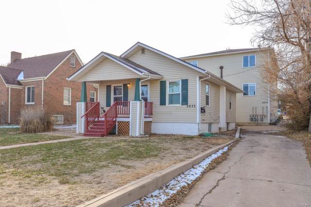 2033 -2035 9th Avenue, Greeley, CO 80631 (#2309409) :: The Healey Group