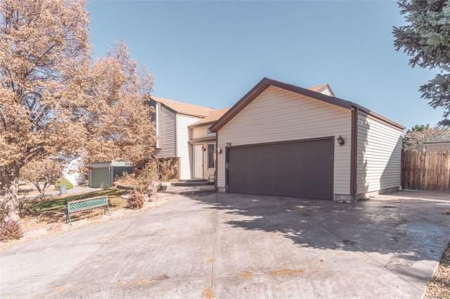 764 S Granby Circle, Aurora, CO 80012 (MLS #2309784) :: 8z Real Estate