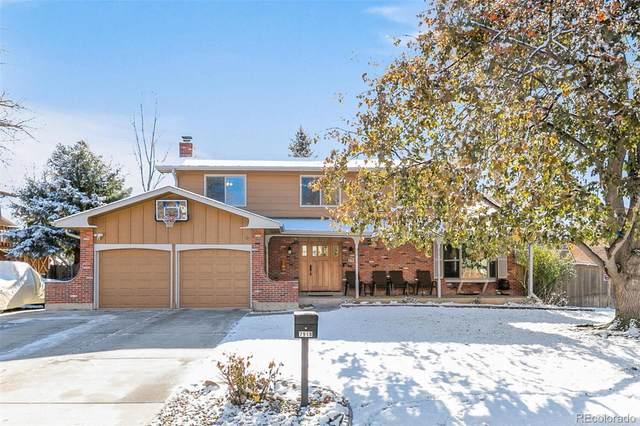 7918 W Harvard Drive, Lakewood, CO 80227 (#2310517) :: Kimberly Austin Properties