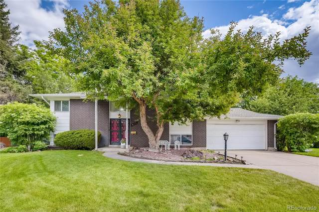 917 S Johnson Street, Lakewood, CO 80226 (#2310644) :: Bring Home Denver with Keller Williams Downtown Realty LLC