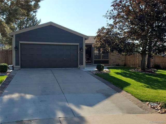 5312 S Ventura Court, Centennial, CO 80015 (MLS #2310676) :: Kittle Real Estate
